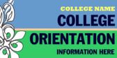 college-orientation-signs