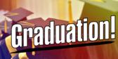 Graduation Bold Sign