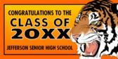 Graduation Class of Banner