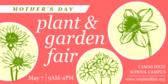 Spring Garden Fair Banner