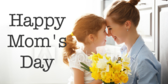 Happy Mom's Day Banner