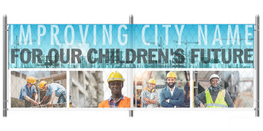 5x12 Improving City Graphic