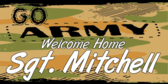 military yard sign template