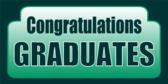 Congratulations To All Graduates Sign