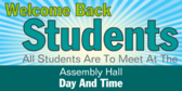 welcome-back-all-students