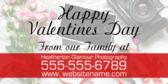 happy valentines day from studio