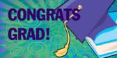 Congratulations Grads