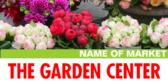 Spring Garden Center Banner