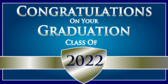 Graduation Class Year sign