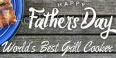 Best Grilling Dad Banner