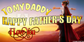 Happy Father's Day From Daddy's Girl Banner