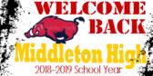 Welcome School Students Banner