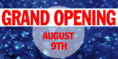 Stars With Opening Date Banner