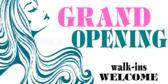 Opening Salon Banner