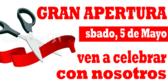 Grand Opening Spanish Language Banner