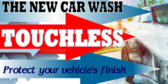 Car Cleaning Technique Mentioned In Arrow Banner Design
