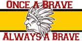 Once My Team Always My Team Banner Design