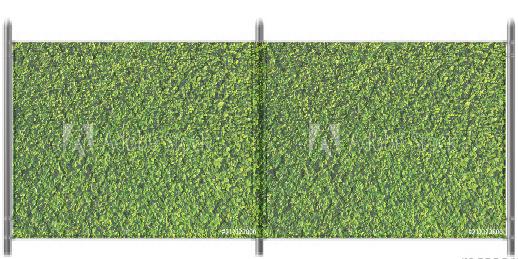 5x12 Ivy Foliage