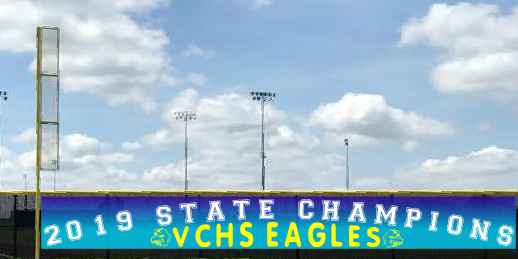5x50 State Champs Fence Banner