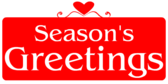 Season's Greetings Sign & Banner Designs