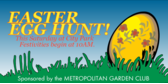 easter yard sign template