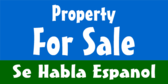 Espanol Real Estate Signs