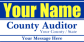 County Auditor