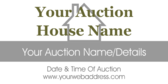 real estate yard sign template